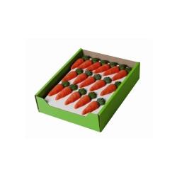 Zanahorias con Espinacas Para Roedores caja de 84 piezas