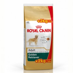 Oferta Royal Canin Golden Retriever 12kg + 2kg