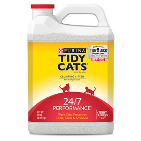 Arena para Gatos Tidy Cats Performance 6.35kg