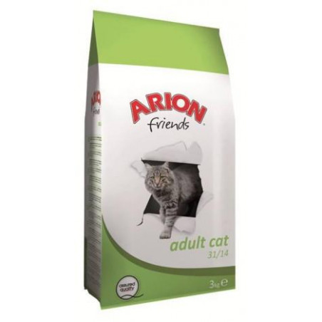 Arion Friends Gatos Adultos 15kg