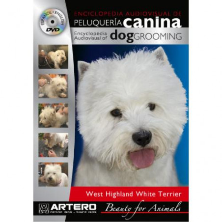 ARTERO DVD West Highland White Terrier