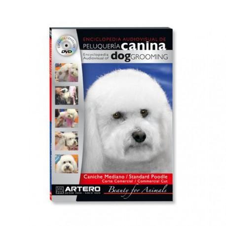 ARTERO DVD CANICHE MEDIANO
