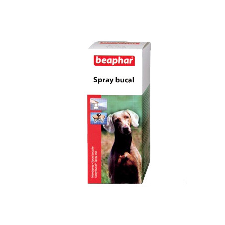 Beaphar Spray Bucal Aliento Fresco