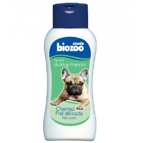 Champú Bulldog Frances BioZoo 250ml