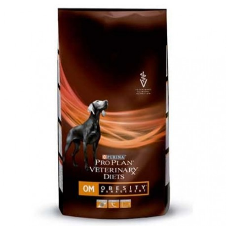 Purina Veterinary Diet OM Obesity Management