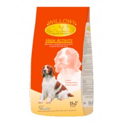 Willowy Gold High Activity 15kg