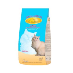 Willowy Gold Cats Adultos