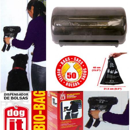 Bio-Bag Dispensador de Bolsas Biodegradable