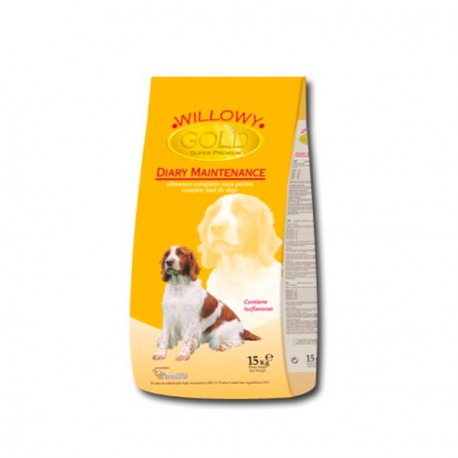 Willowy Gold Diary Mantenimiento 3kg