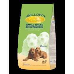 Willowy Gold Adulto Razas Pequeñas 3kg