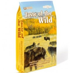 Taste Of The Wild High Prairie, bisonte, cordero y ciervo