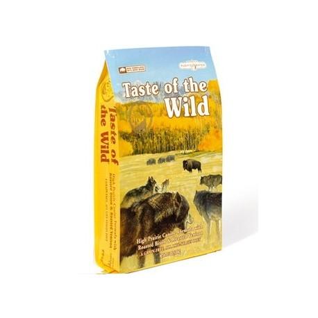 Taste Of The Wild High Prairie, bisonte, cordero y ciervo