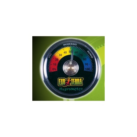 Higrómetro Para Terrarios Exo-Terra
