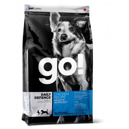 Go! Grain Free Daily Defence Receta Pollo