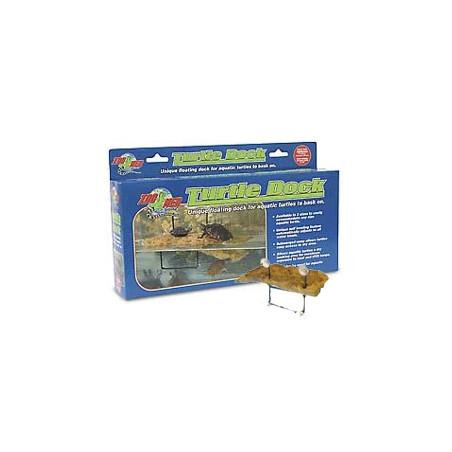 Isla Flotante Dock Turtle Tortugas y Anfibios