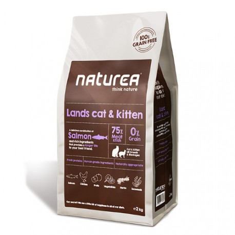 Naturea Lands Gatos y Gatitos