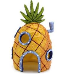 Figurita Casa Piña Acuario Bob Esponja