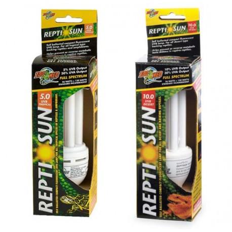 Reptisun Fluorescente Compacto UVB/UVA