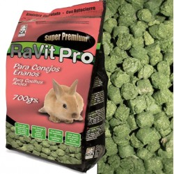 Alimento Para Conejos Enanos RaVit Pro