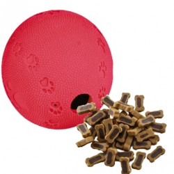 Pelota Caucho Snack Activity trixie