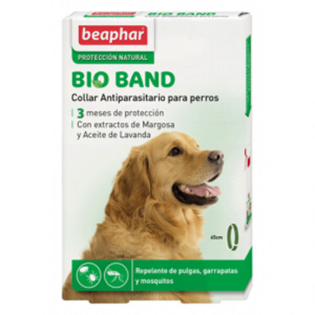 Bio Band Collar Mentolado Anti-insectos Natural Para Perros