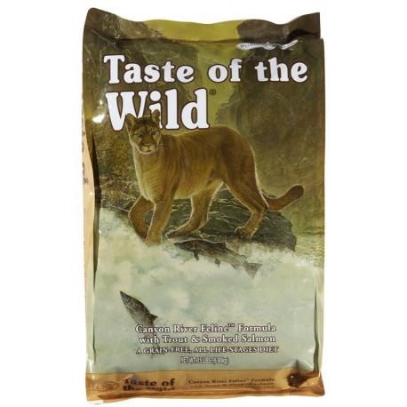 Taste of the Wild Canyon River Feline