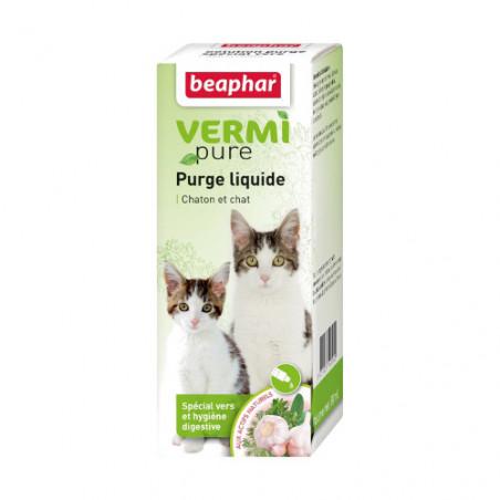 Beaphar Solución Para Parasitos Intestinales Gatos