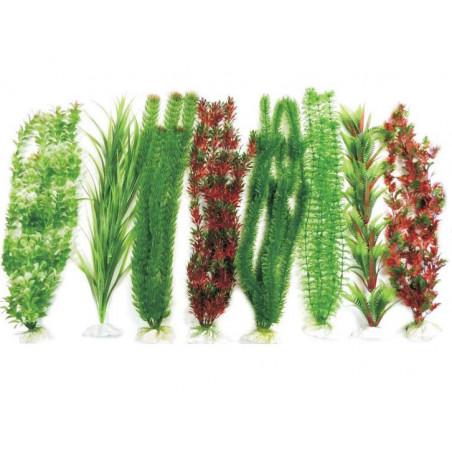 Planta Plástico Acuarios Boyu 50cm