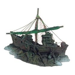 Barco de Pesca Decoración...