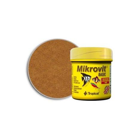 Tropical MIKROVIT Basic Para Alevines