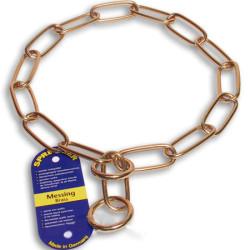 Collar Sprenger eslabón alargado dorado