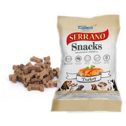 Snack Serrano Mediterranean Pavo Para Perros