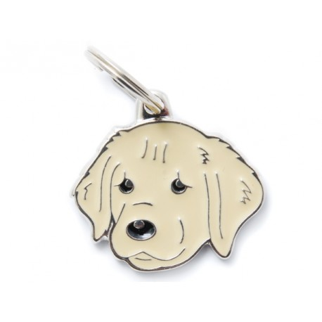 Placa Identificativa Perro Golden