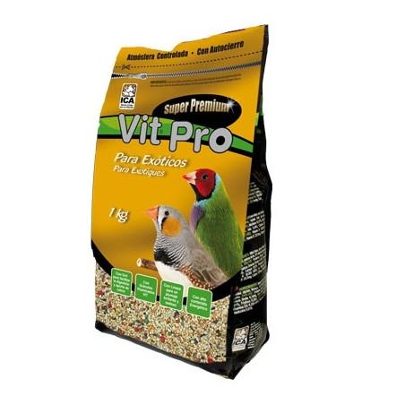 Alimento para exoticos Vit Pro 1kg