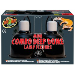 Lámpara Mini Combo deep Dome
