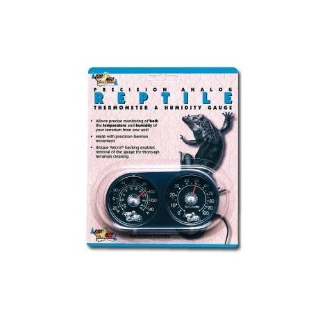 Termometro + Higrómetro Para Terrarios Zoo-med