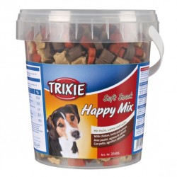 Cubo Snack Mix Happy Para Perros 500grs