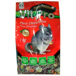 Alimento Chinchillas Vit...
