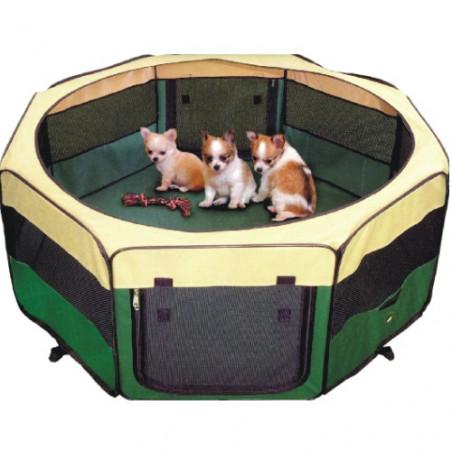Parque Para Cachorros Nylon