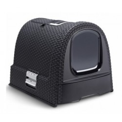 Gatera Curver Litter Box Negra