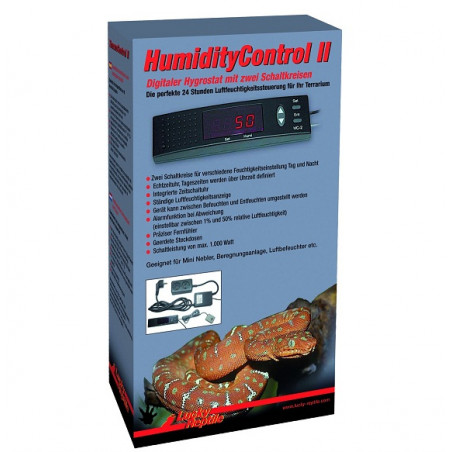 Lucky Reptile Humidity Control II Digital