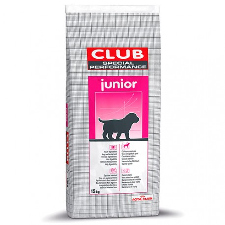 Royal Canin Club Performance Junior 15Kgs