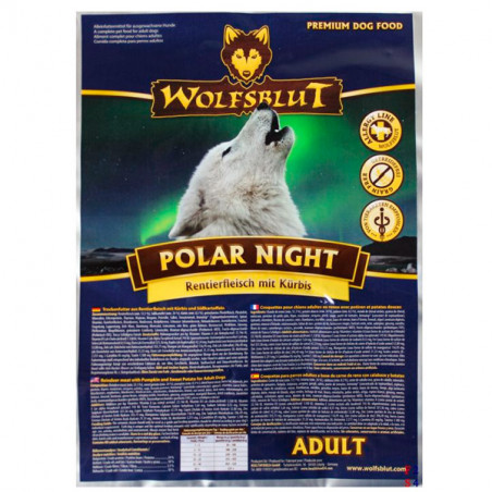 Wolfsblut Polar Night Hipolergenico 15kg