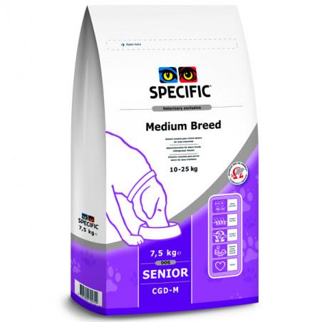 Specific Senior Perros Medianos CGD-M
