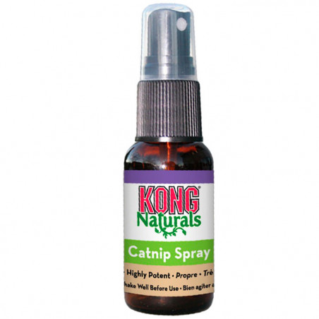 Kong Catnip Spray Natural Atrayente