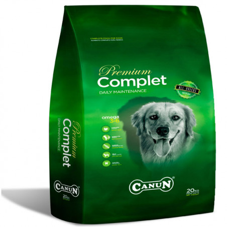 Canun Complet Daily Mantenimiento Premium 20kg