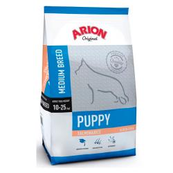 Arion Puppy Medium Salmón Y Arroz Sensitive