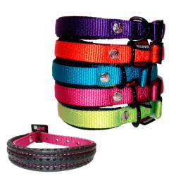 Collar de nylon Confort acolchado