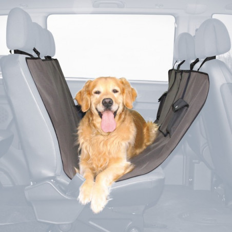 Funda protectora asientos con bolsillos