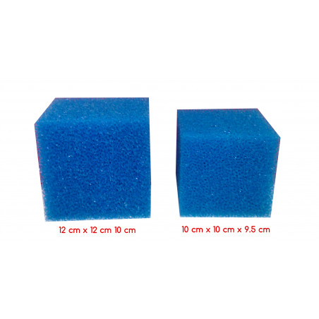 Esponja Azul Para Filtros